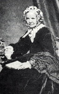 Charlotte Elliott author of Just As I Am Without One Plea in 1835